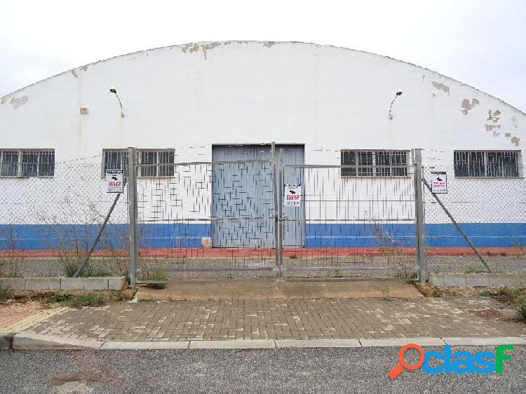 Nave Industrial en Carretera de La Palma