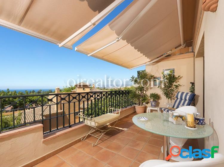Ático dúplex en venta en Marbella