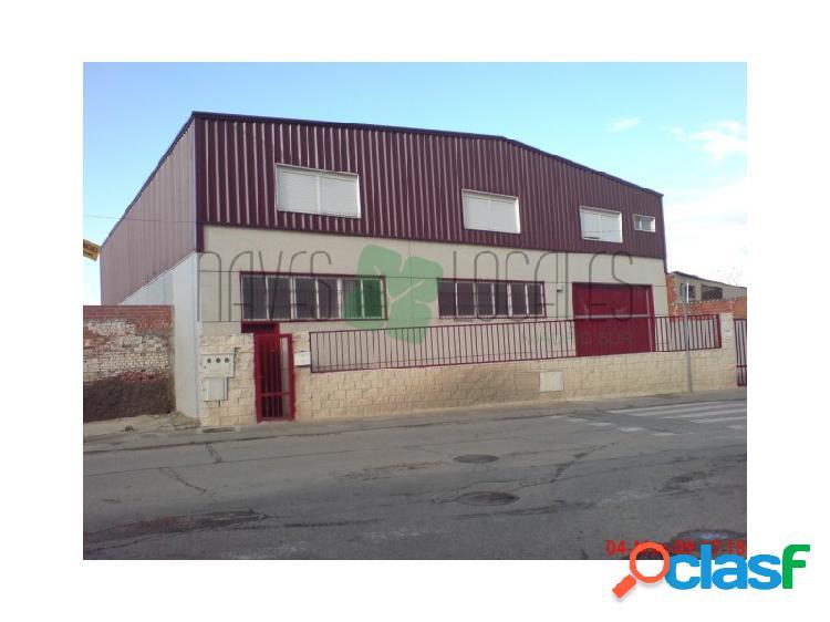 Alquiler de Nave Industrial en Leganés en el Polígono