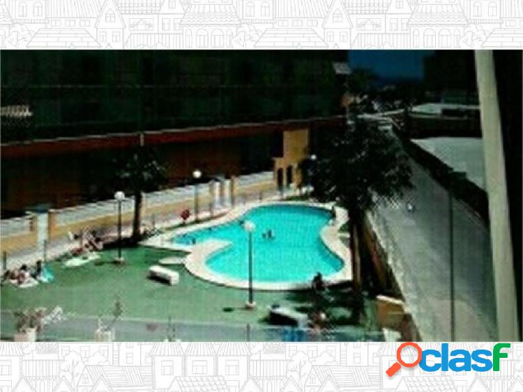 Apartamento en roquetas rotonda puerto,terraza 20 mts con