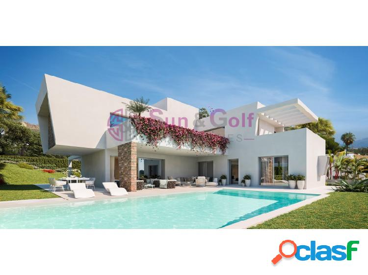 Espectacular Villa en el epicentro de la Costa del Sol