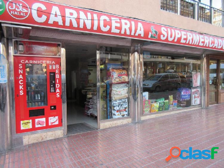 LOCAL COMERCIAL EN AVENIDA BENIARDA