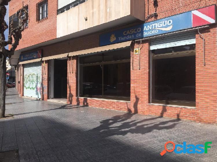 LOCAL EN LA FLOTA, PROXIMO AL JARDIN DE LAS 3 COPAS