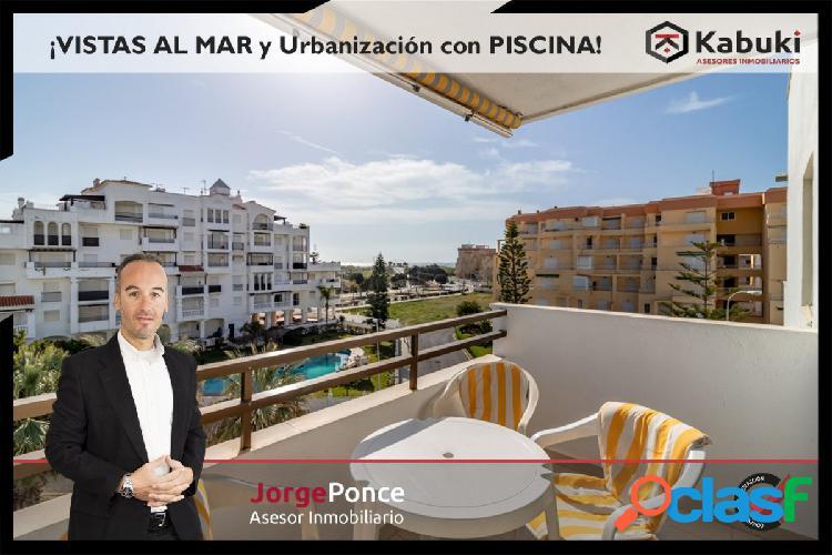 Precioso apartamento con vistas al mar en la exclusiva