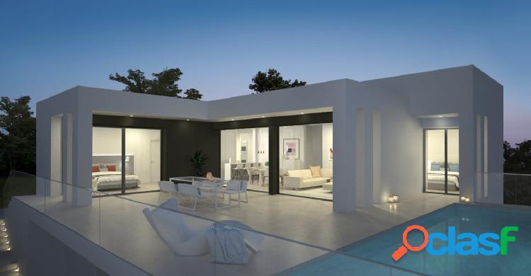 Residencial con Villas Modernas preciosas vistas al mar en