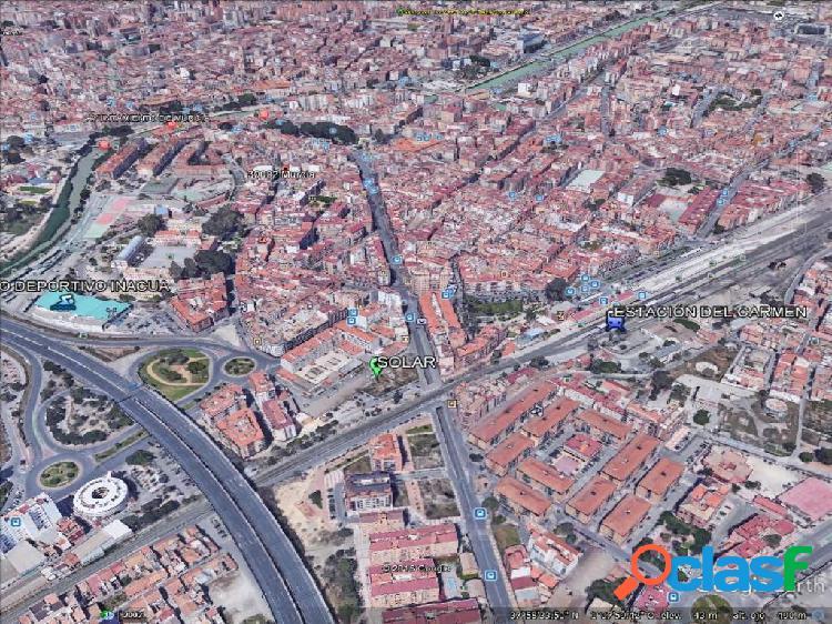 Solar urbano en Venta en Murcia Murcia