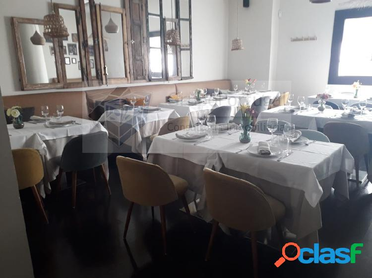 Traspaso de Excelente Bar Restaurante de 150m² en zona de