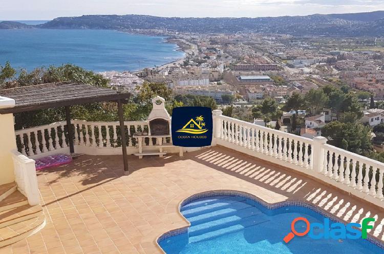 Villa Moderna con Vistas al MAR en Javea · LA CORONA | 4
