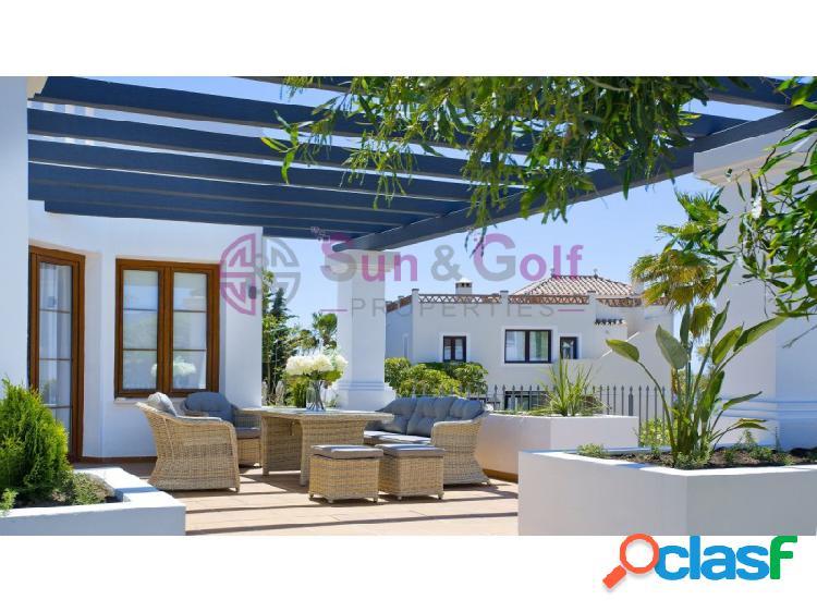 Villa de 3 habitaciones con vistas al mar y al golf