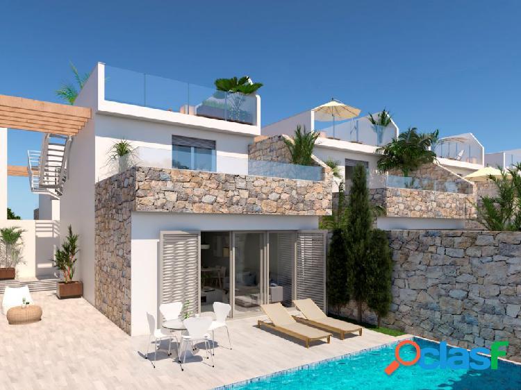 Villas de lujo de 3 dormitorios con piscina privada