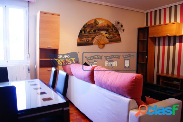 Apartamento en alquiler junto a la Plaza de la Inmaculada.