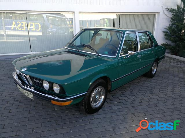 BMW Serie 5 gasolina en Ávila (Ávila)