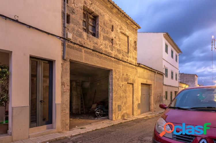 Casa a reformar en Porreres, Mallorca.