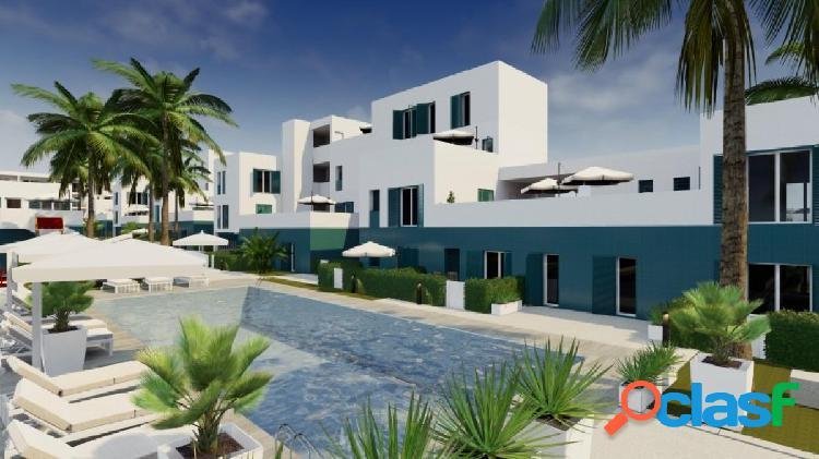 "Residencial ""Turquesa del Mar"" situado en Playa Flamenc"