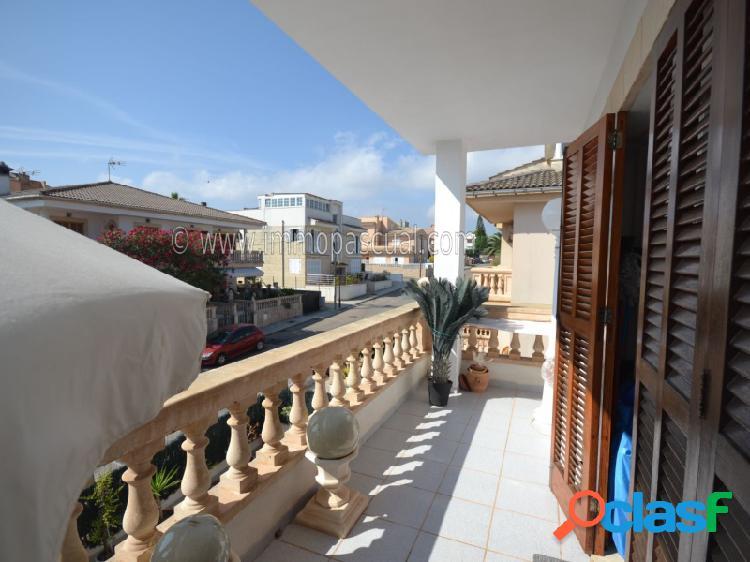 Can picafort, fantástico piso con terraza, parking y