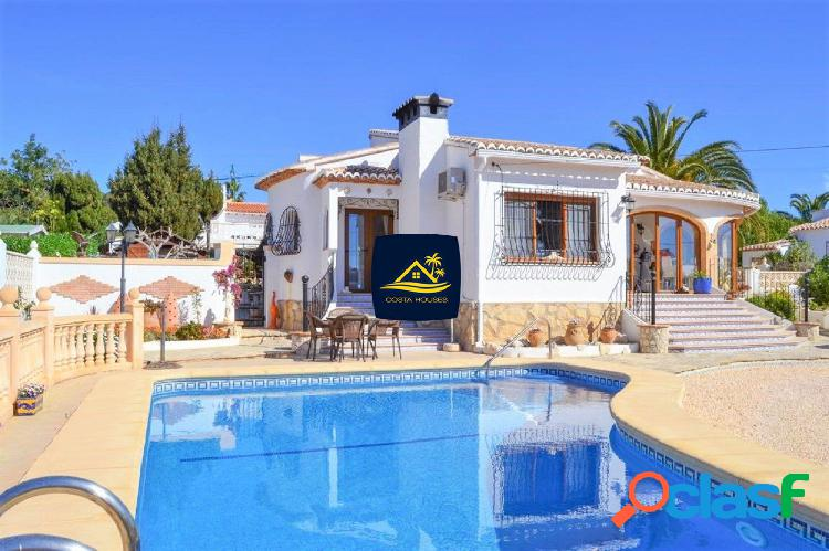 Villa Mediterránea en Javea cerca de Playa Arenal · COSTA