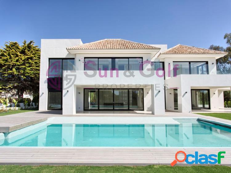 Villa en Urbanización Casasola, Guadalmina-Estepona