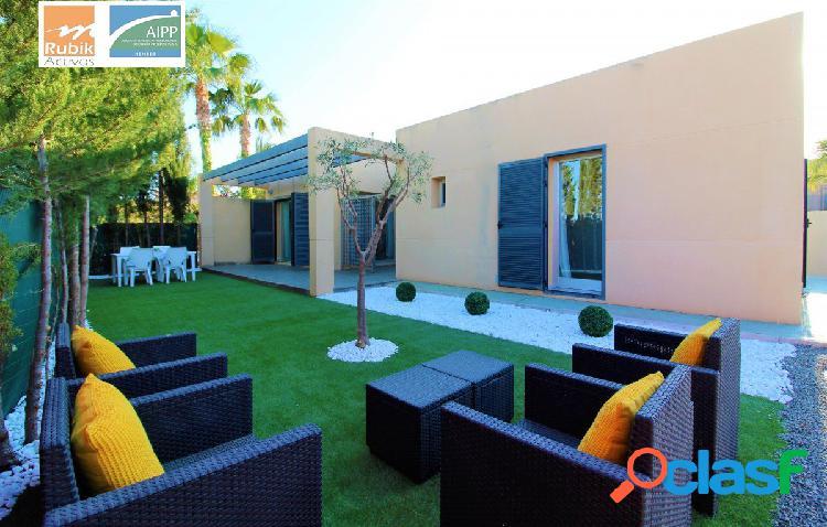 Villa moderna 2 dormitorios y 2 baños en golf Valle del