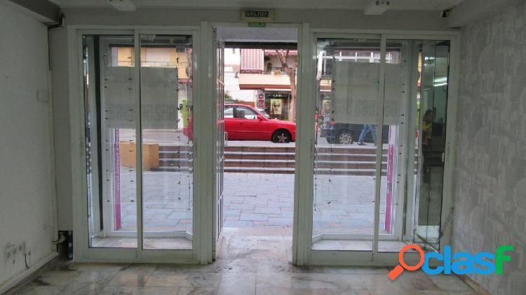 Local Comercial en la Avenida de Mijas