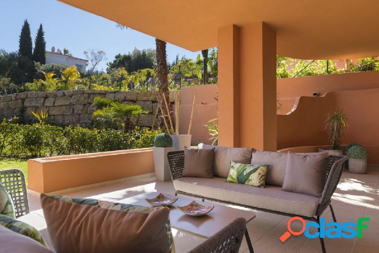 Apartamento en el Corazón del Valle del Golf, Marbella