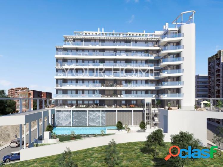 Apartamentos de 2 y 3 dormitorios a 150 m. del mar