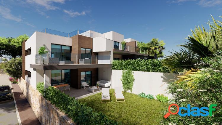 Apartamentos diseño moderno en Cumbre del Sol - Montecala