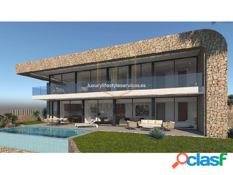 Nuevo proyecto de villa de lujo en una de las mejores zonas