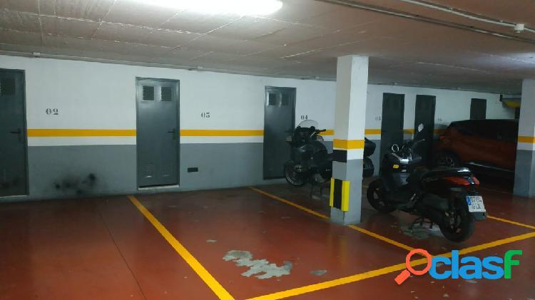 Plaza de garaje con trastero en Barriada de La Paz