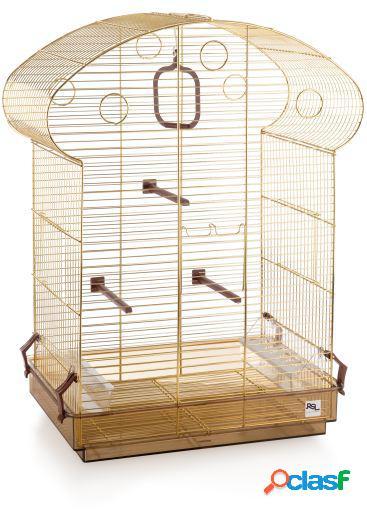 RSL Jaula de Interior para Pájaros 63x49x29 cm 1082 Blanco