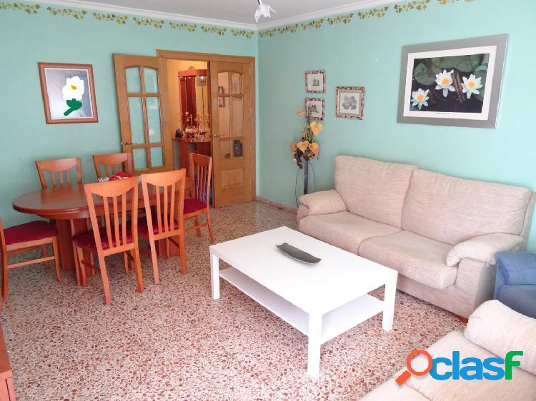 Venta, piso en La Nueva Cartagena con patio y amplia terraza