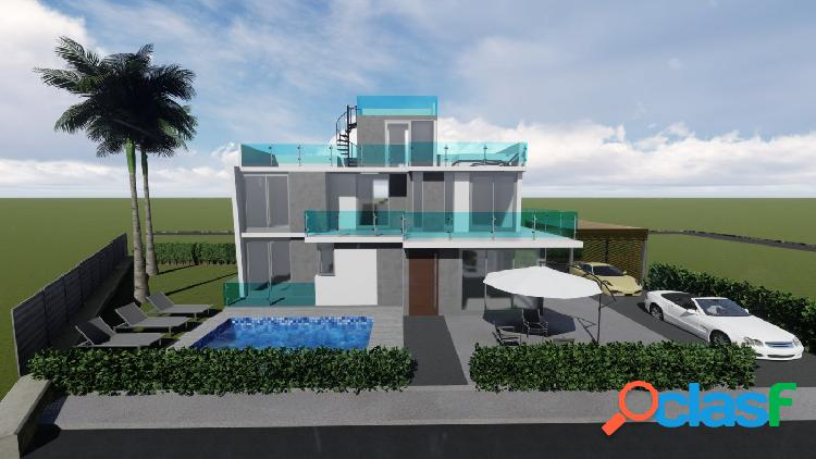 Villas de lujo de 3 dormitorios en Finestrat