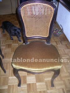 6 sillas para mesa de comedor