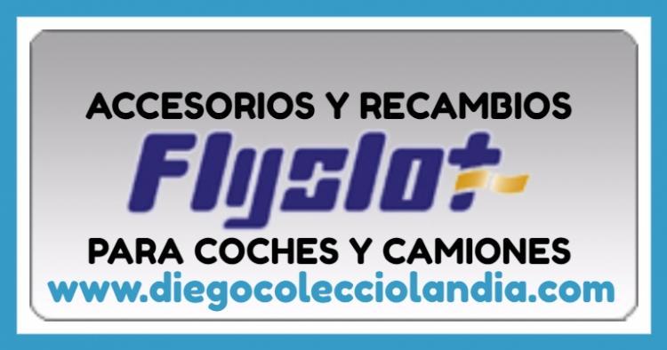 ACCESORIOS, RECAMBIOS Y REPUESTOS FLYSLOT EN DIEGO