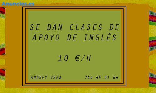 Clases De Apoyo De IngléS