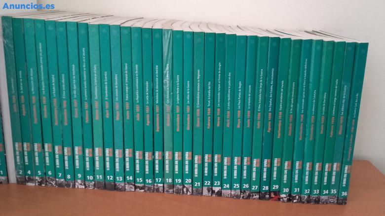 ColeccióN Libros De La Guerra Civil EspañOla
