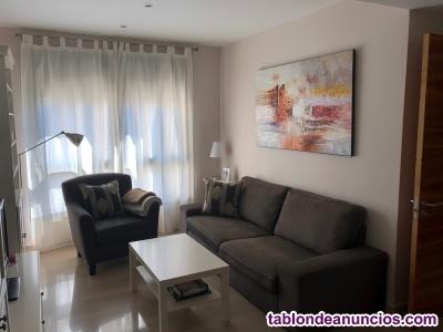 Conjunto muebles salón y dormitorio seminuevos