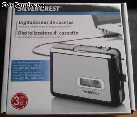 Digitalizador de cassettes