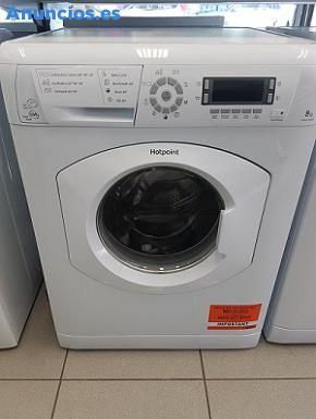 MáQuina Para Lavar Ropa Hotpoint De 8 Kilos De Carga