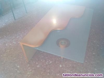 Mesa grande de salón