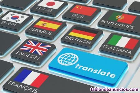 Se ofrecen clases de idiomas