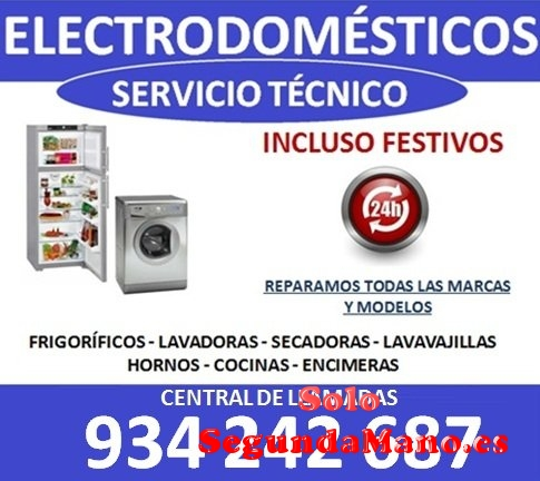 Servicio Tecnico General electric Barcelona Tlf: