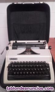 Vendo máquina de escribir eriko