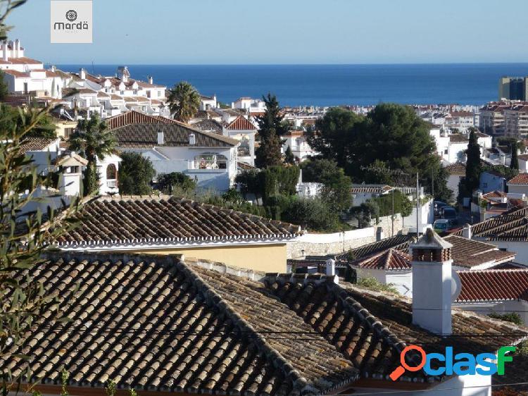 Casa Adosada de dos plantas, piscina y parking en El Coto