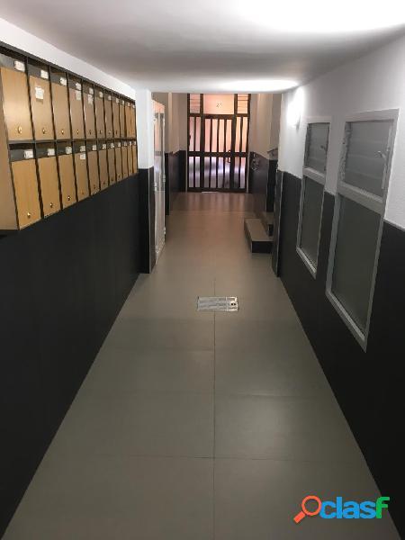Estupendo piso reformado en zona San Blas
