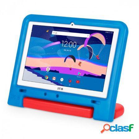 Funda protectora para tablet spc gummer blue case - goma eva