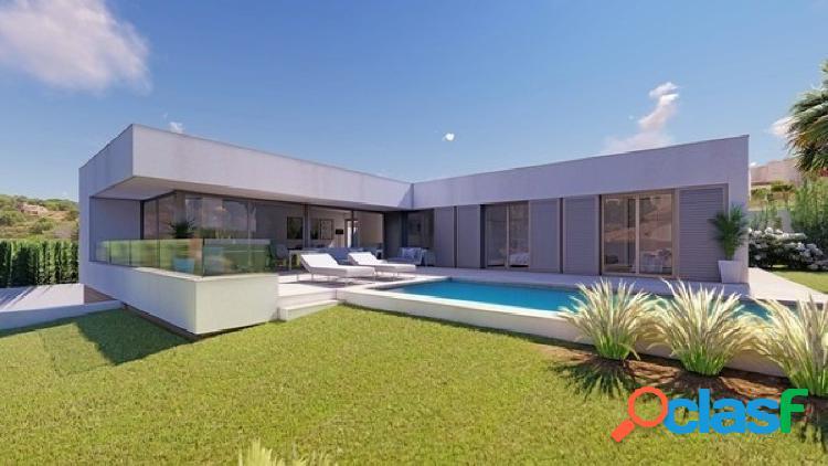 Nueva villa en construcción 2019 Calpe - Gran Sol - Playa