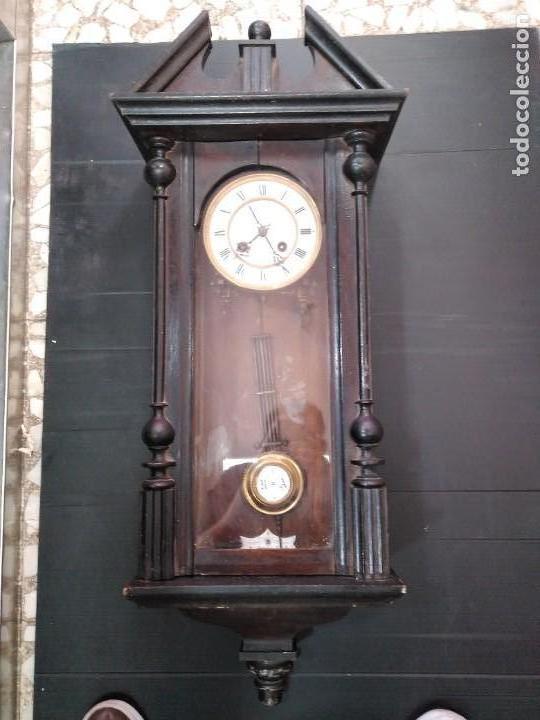 Reloj finales Siglo XIX principios Siglo XX