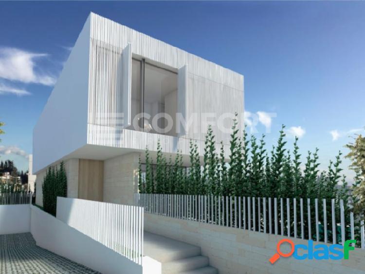 Villa de diseño moderno a estrenar en Barcarés
