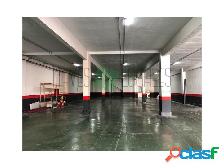 Alquiler y Venta de Nave Industrial en Alcorcón, en el