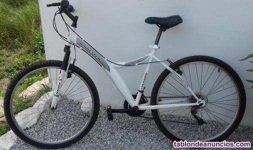 Bici de mujer, eroski - romester
